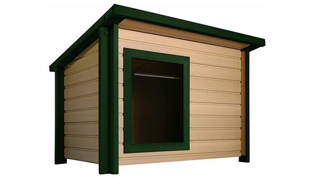 ecoFLEX Rustic Lodge Dog House