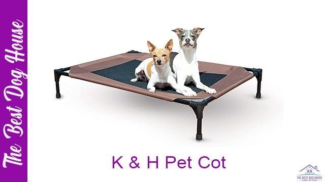 K & H pet cot