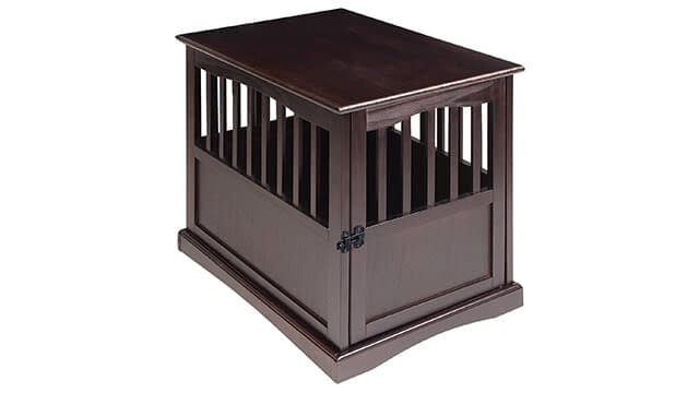 Easygoing Home Pet Crate End Table Furniture