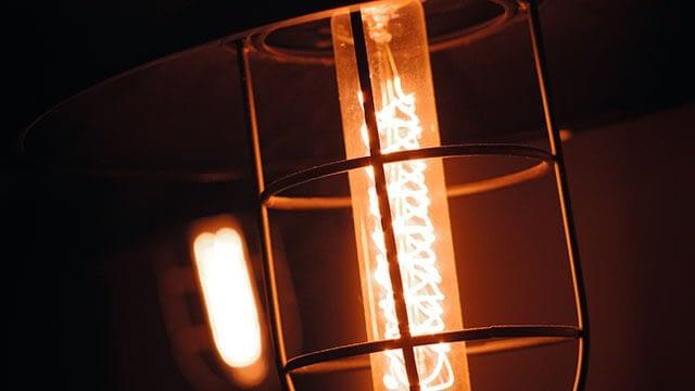 Lamp or bulb heater