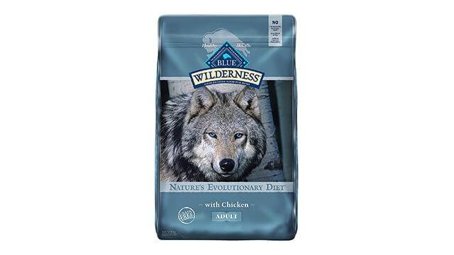 retriever dog food