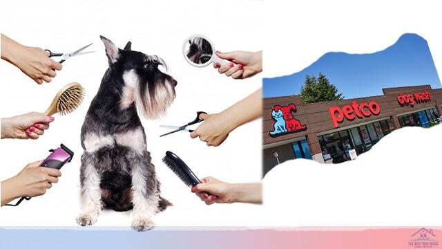 petco dog grooming