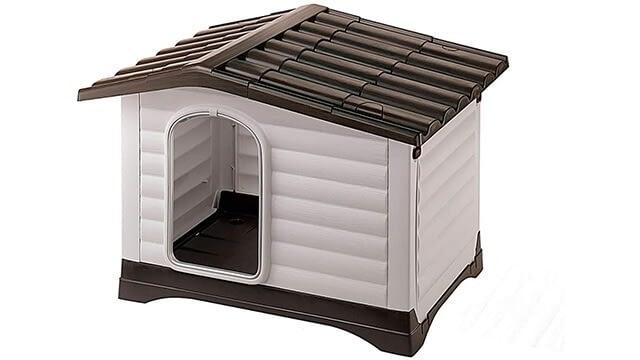 Amazon basics insulated dog house