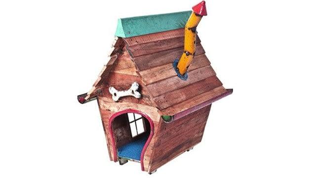 Luxury dog houses