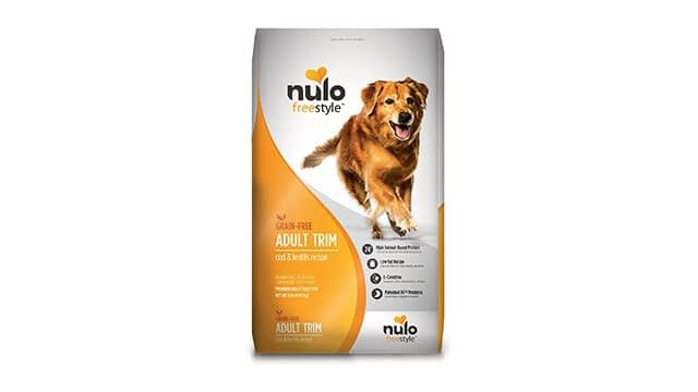 low fat wet dog food