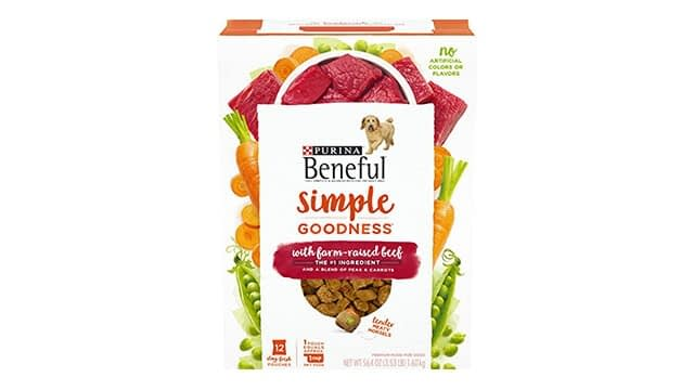 Soft dog food for puppies