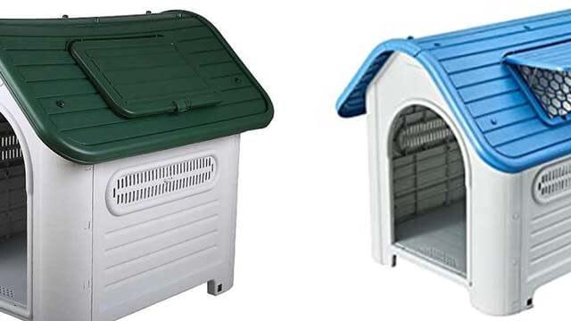 Pengchen Pet Waterproof Plastic Dog Kennel