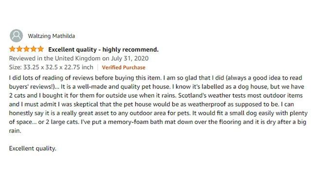 Trixie review