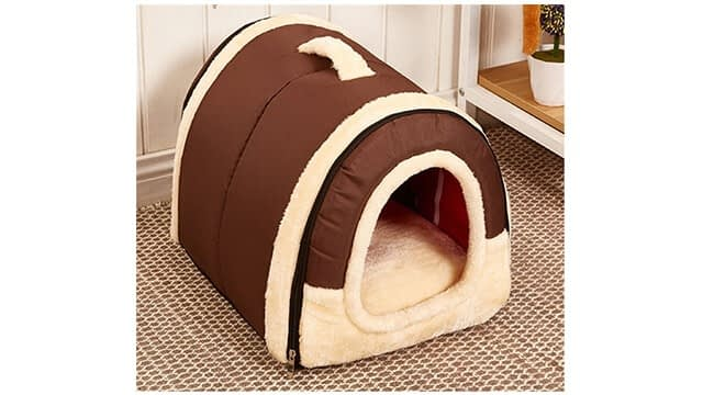 SF Net Winter Insulated Dog House