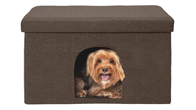 Footrest Dog House