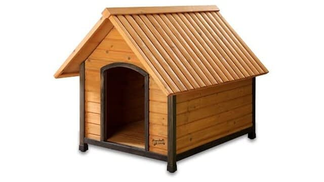 CozyCatFurniture Insulated Dog House