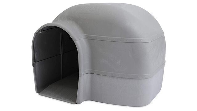 Siberian huskey dog house